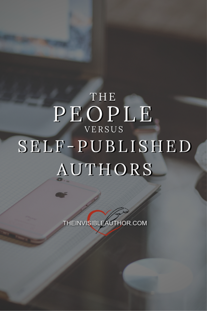 Mediation in the Case of the People Vs Self-Published Authors