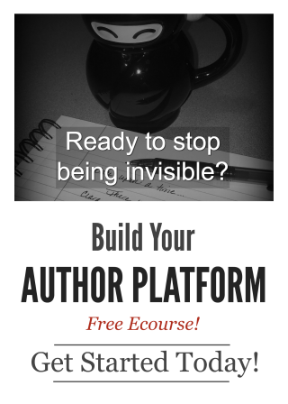 Learn how to build your author platform with this free five day crash course!
