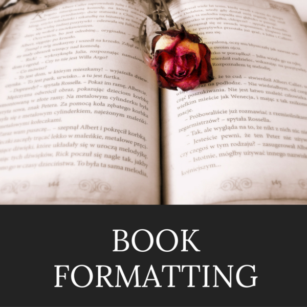 Author Services - Book Formatting
