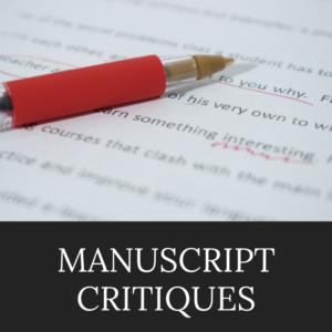 Manuscript Critiques