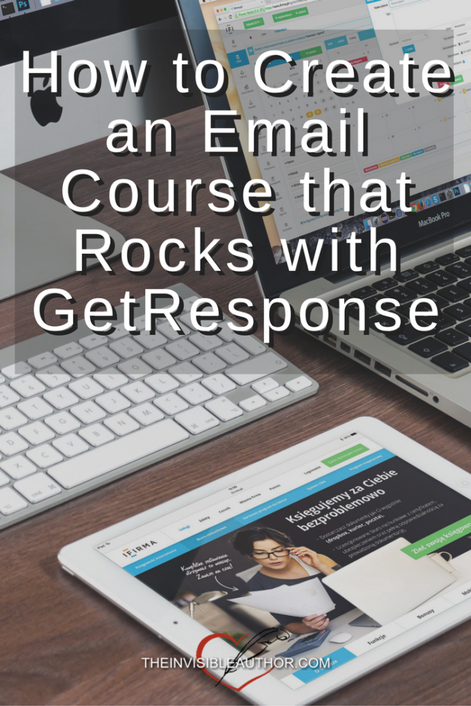 How to Create an Email Course that Rocks with GetResponse