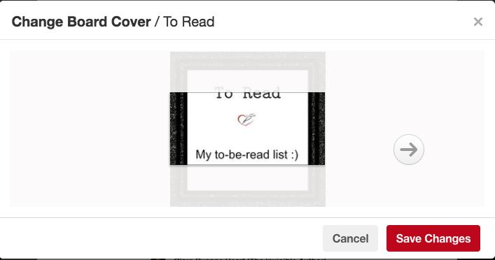 Pinterest Choose Cover